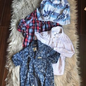 4t Button downs